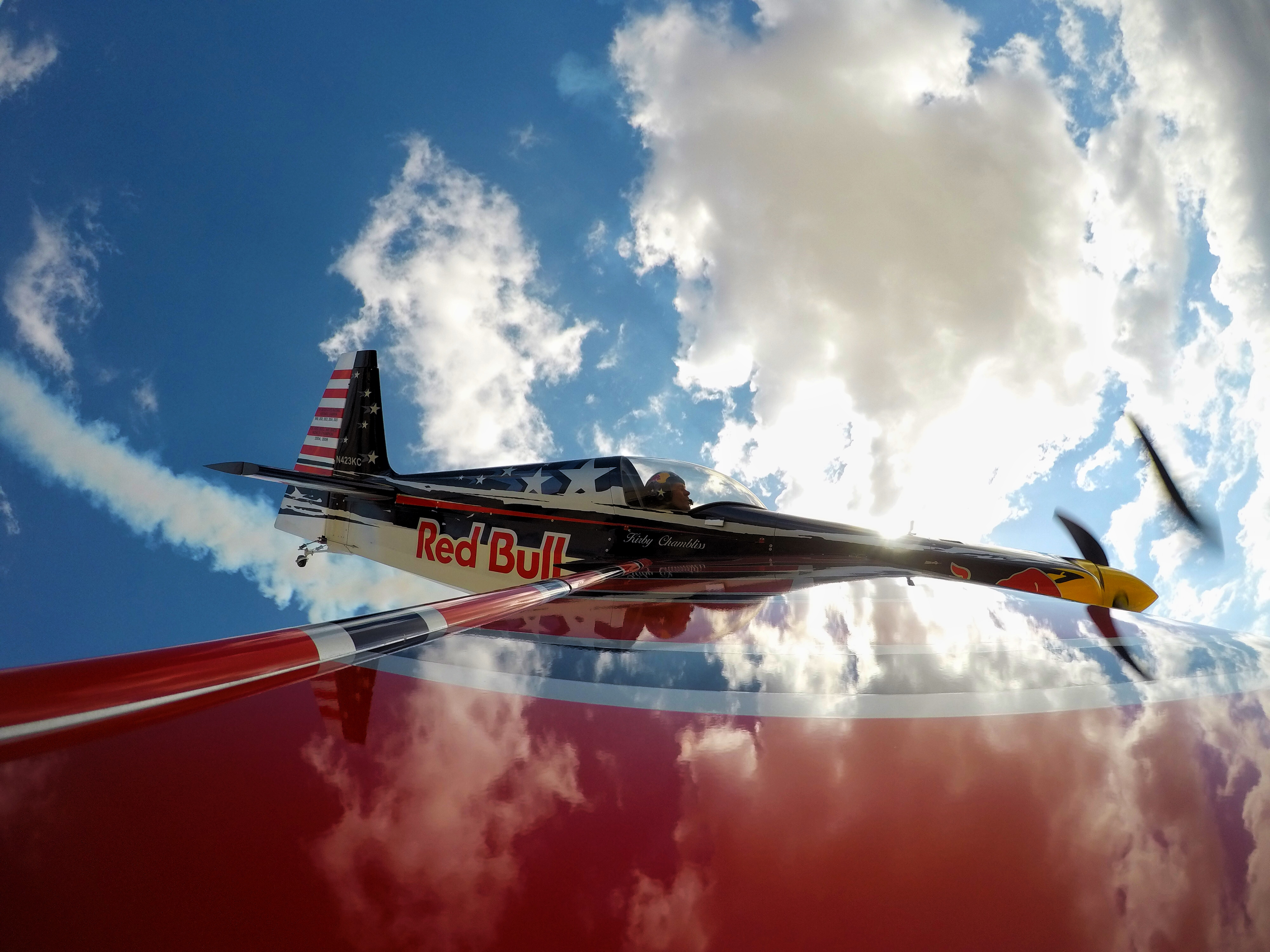 Team Chambliss: Red Bull Air Race Pilot » Photo of the Month!